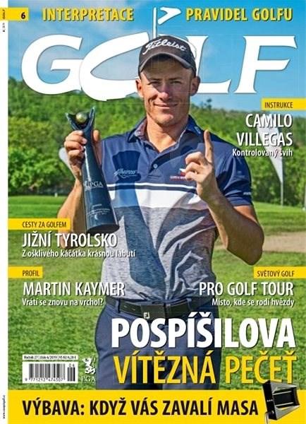 Golf - 6/2019 - Elektronický časopis