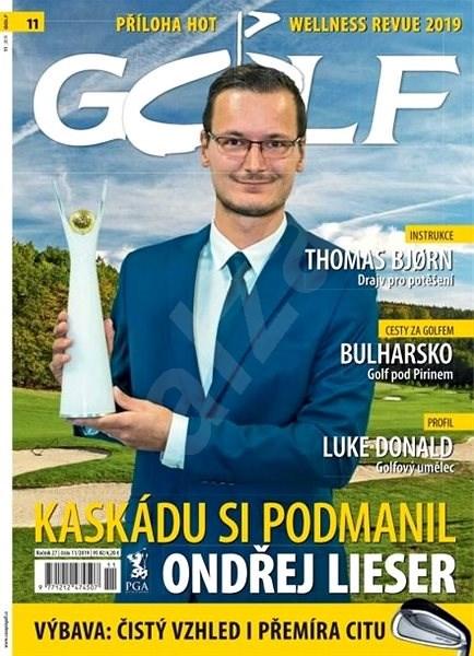 Golf - 11/2019 - Elektronický časopis