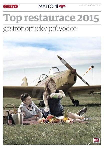 EURO Speciální přílohy - Top Restaurace 2015 - Elektronický časopis