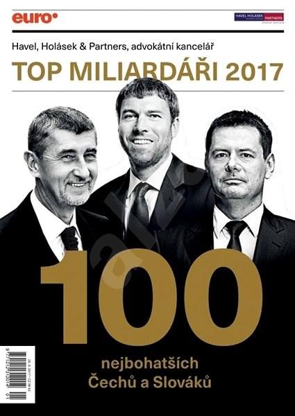 EURO Speciální přílohy - TOP MILIARDÁŘI 2017 - Elektronický časopis
