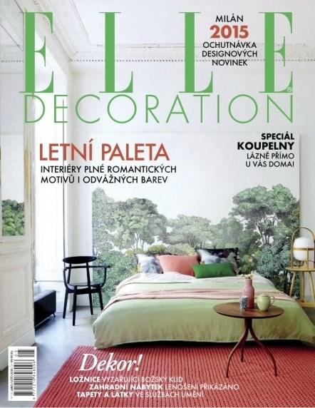 ELLE Decoration - 01/2015 - Digital Magazine