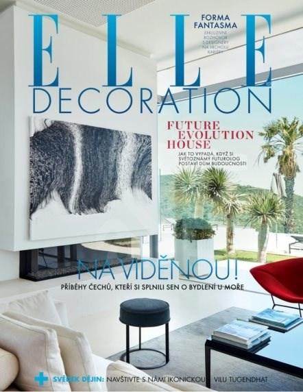ELLE Decoration - 3/2018 - Elektronický časopis