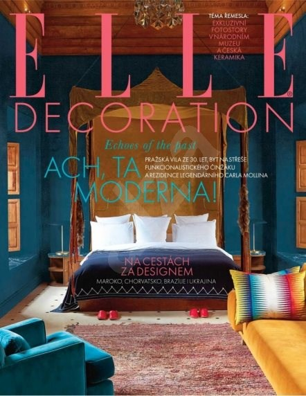 ELLE Decoration - 3/2019 - Elektronický časopis