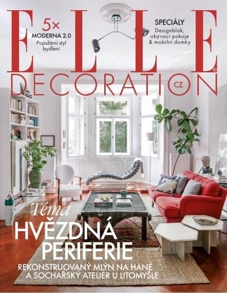 ELLE Decoration - 3/2020 - Elektronický časopis