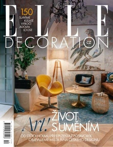 ELLE Decoration - 4/2020 - Elektronický časopis