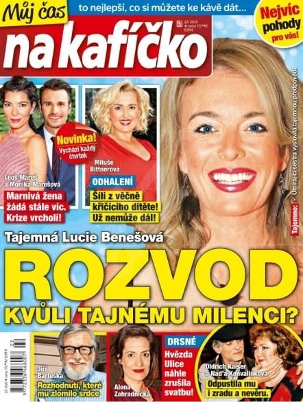 Můj čas na kafíčko - 22/20 - Elektronický časopis