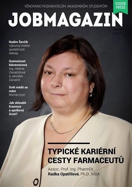 JOBMAGAZIN - JOBMAGAZIN 03/2016 - Elektronický časopis