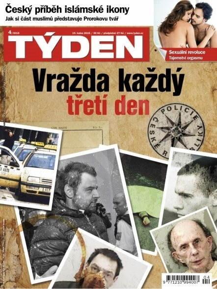 Týden - 4/2015 ukázkové číslo - Elektronický časopis