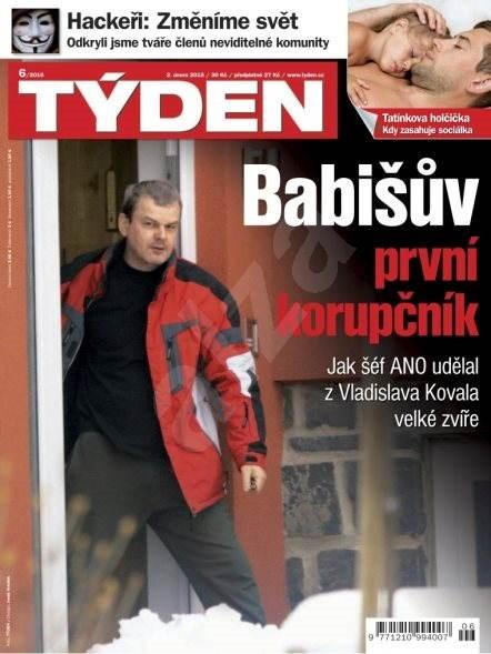 Týden - 6/2015 - Elektronický časopis