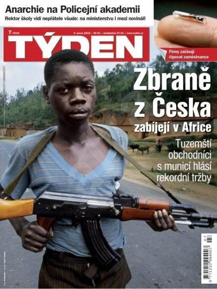 Týden - 7/2015 - Elektronický časopis