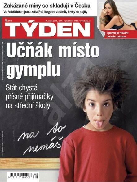 Týden - 8/2015 - Elektronický časopis