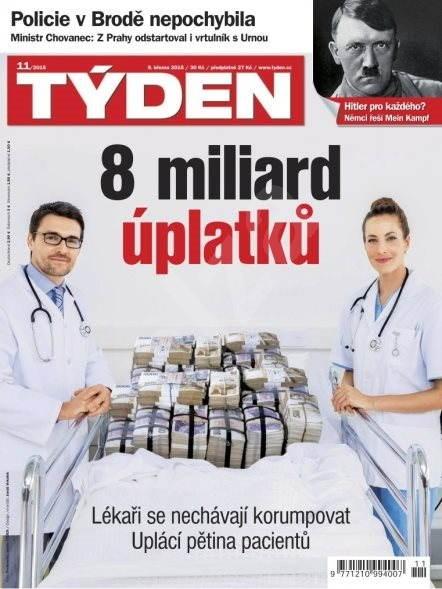 Týden - 11/2015 - Digital Magazine
