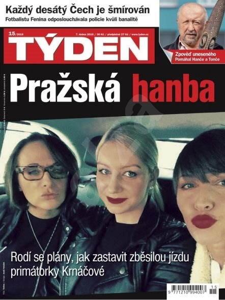 Týden - 15/2015 - Elektronický časopis