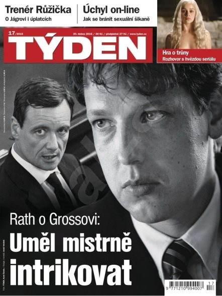 Týden - 17/2015 - Elektronický časopis