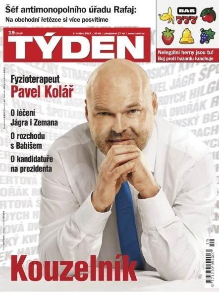 Týden - 19/2015 - Elektronický časopis