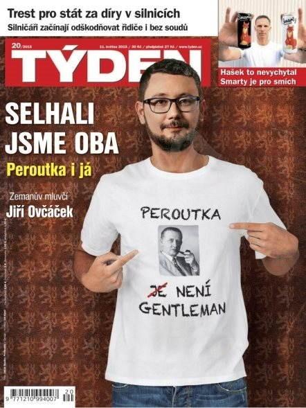 Týden - 20/2015 - Elektronický časopis