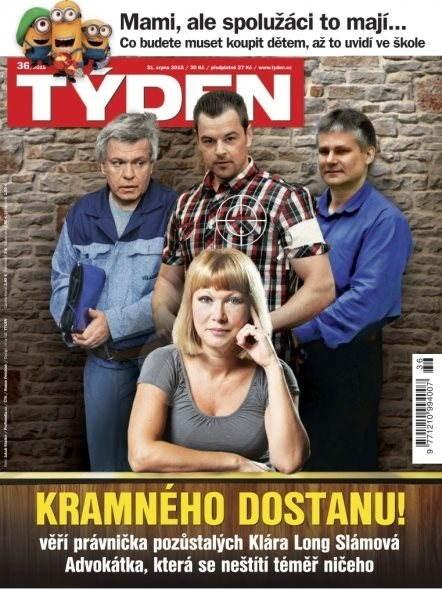 Týden - 36/2015 - Elektronický časopis