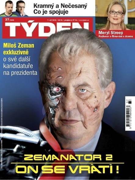 Týden - 37/2015 - Elektronický časopis