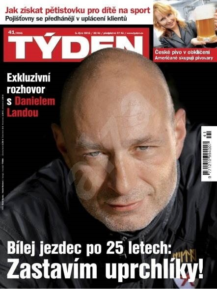 Týden - 41/2015 - Elektronický časopis