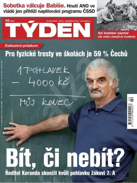 Týden - 42/2015 - Digital Magazine
