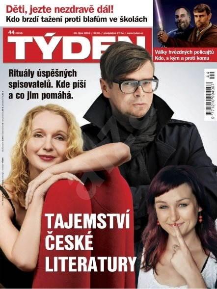 Týden - 44/2015 - Elektronický časopis