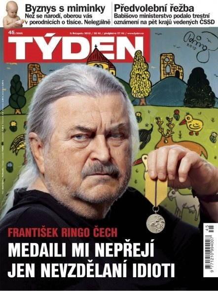 Týden - 45/2015 - Elektronický časopis