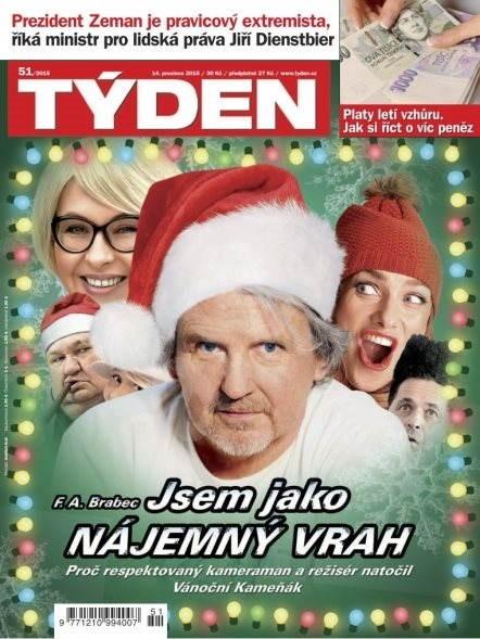 Týden - 51/2015 - Elektronický časopis
