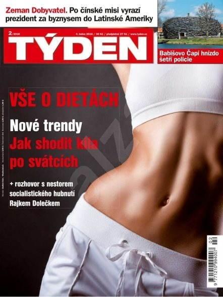 Týden - 2/2016 - Elektronický časopis