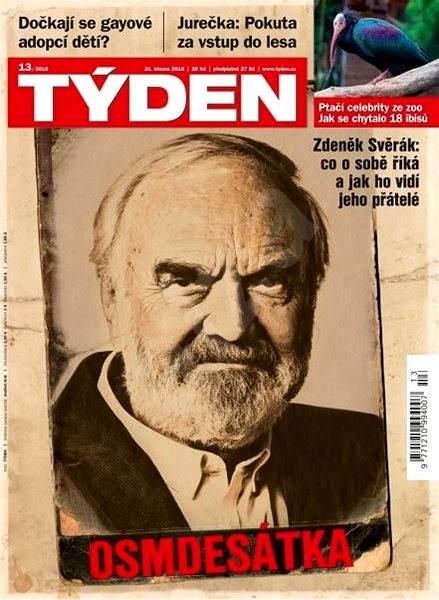 Týden - 13/2016 - Elektronický časopis