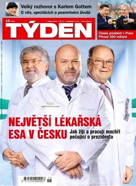 Týden - 15/2016 - Elektronický časopis