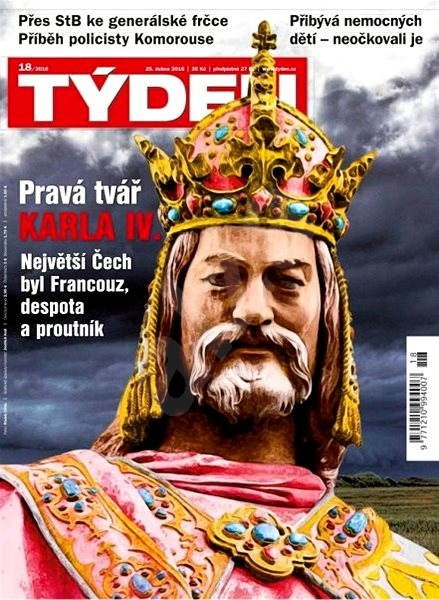Týden - 18/2016 - Elektronický časopis