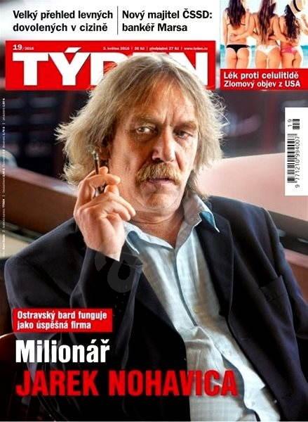 Týden - 19/2016 - Elektronický časopis