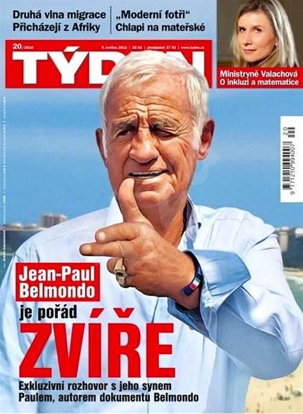 Týden - 20/2016 - Elektronický časopis