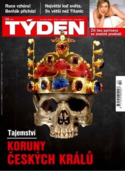Týden - 22/2016 - Elektronický časopis