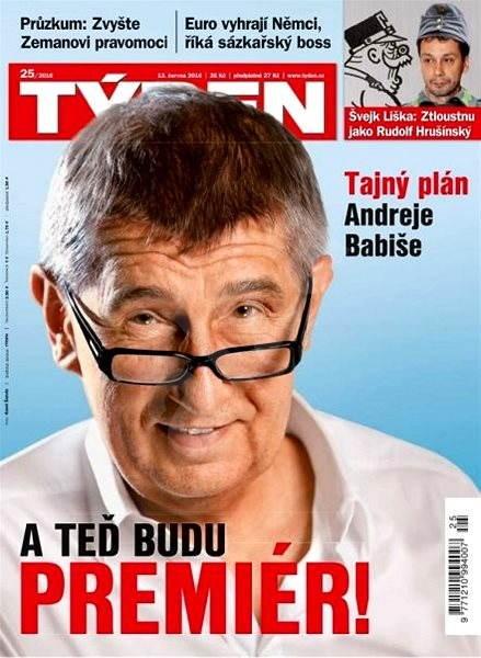 Týden - 25/2016 - Elektronický časopis