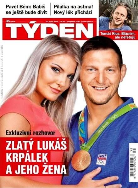 Týden - 35/2016 - Elektronický časopis