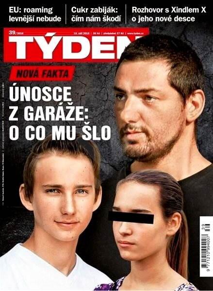 Týden - 39/2016 - Elektronický časopis