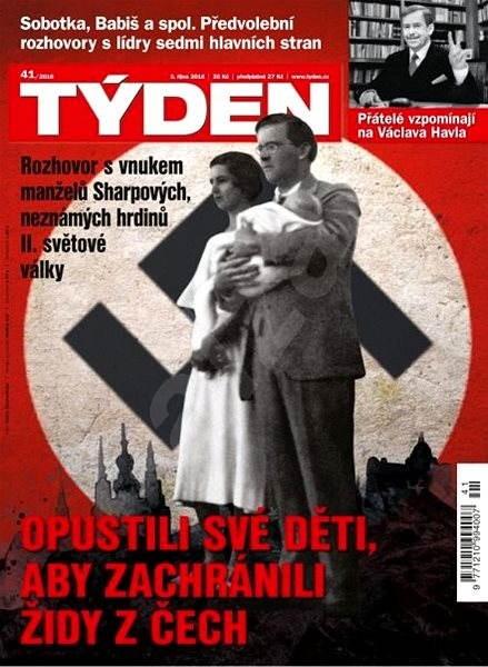 Týden - 41/2016 - Elektronický časopis