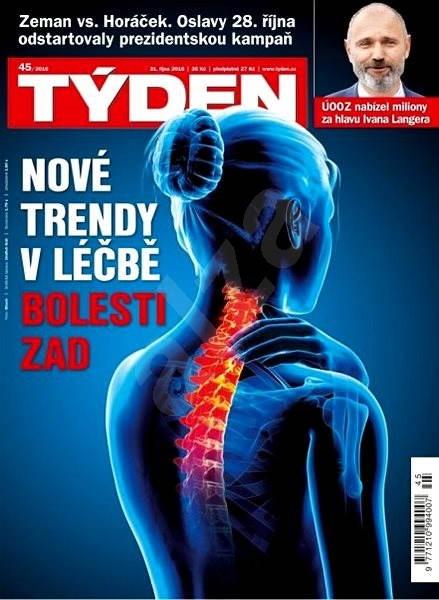 Týden - 45/2016 - Elektronický časopis