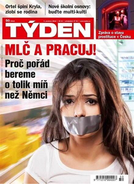 Týden - 50/2016 - Elektronický časopis