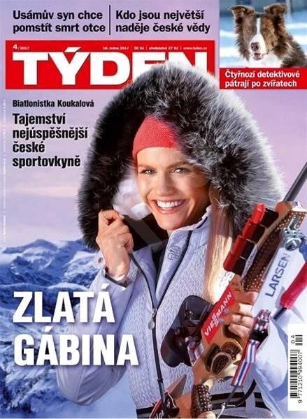 Týden - 4/2017 - Elektronický časopis