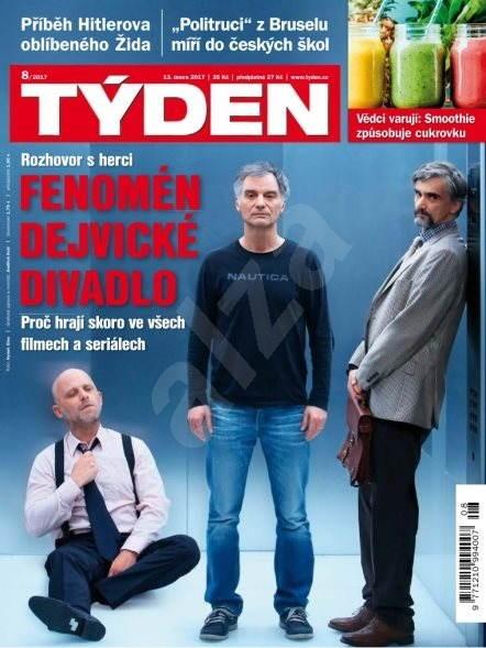 Týden - 8/2017 - Elektronický časopis