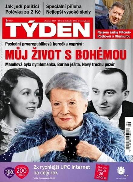 Týden - 9/2017 - Elektronický časopis