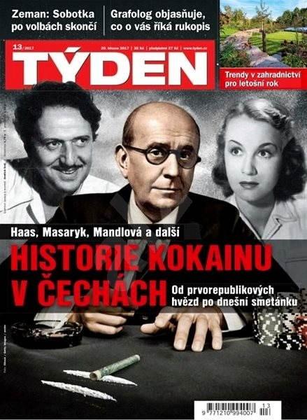 Týden - 13/2017 - Elektronický časopis