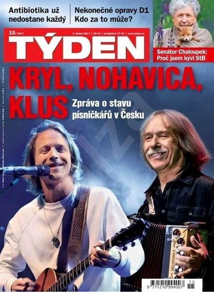 Týden - 15/2017 - Elektronický časopis