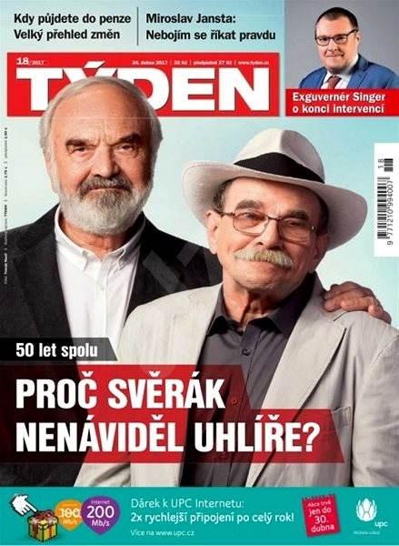 Týden - 18/2017 - Elektronický časopis