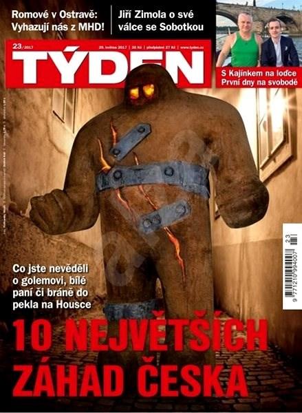 Týden - 23/2017 - Elektronický časopis