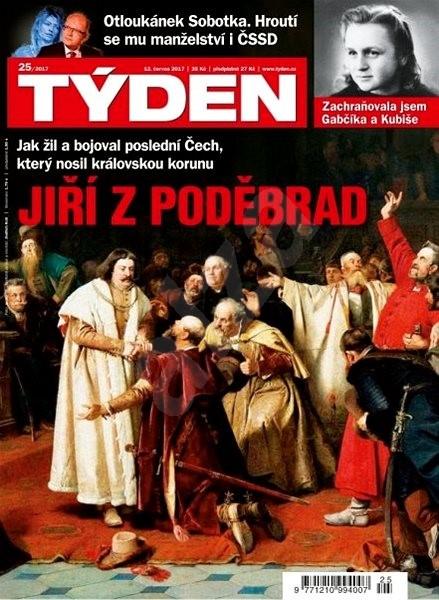 Týden - 25/2017 - Elektronický časopis