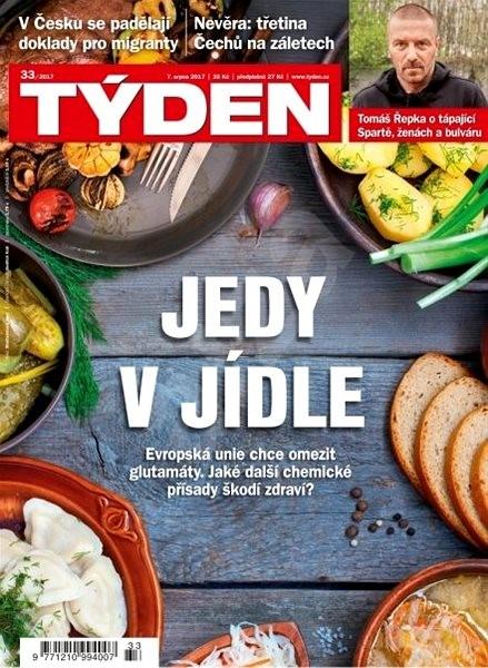 Týden - 33/2017 - Elektronický časopis