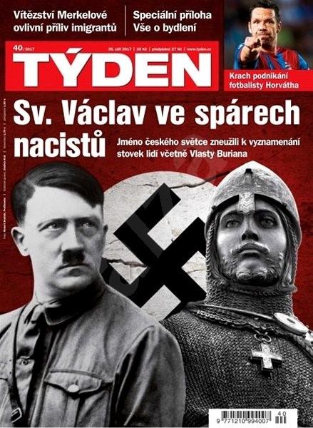 Týden - 40/2017 - Elektronický časopis